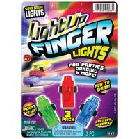 JaRu Finger Lights 3/Pack