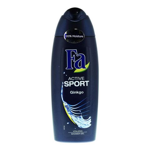 Fa-Active-Sport-Ginkgo-Shower-Gel-250ml-