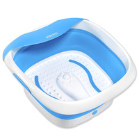 HoMedics Compact Pro Spa Collapsible Footbath with Heat FB-350