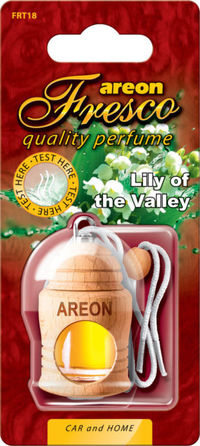 Areon Air Freshener Lily Of The Valley Fresco