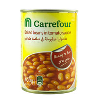 Carrefour Baked Beans in Tomato Sauce 420g