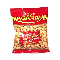 Nagaraya Hot & Spicy Cracker Nuts 80GR
