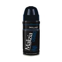 Malizia Deodorant For Men Skyline 150ML +50ML Free
