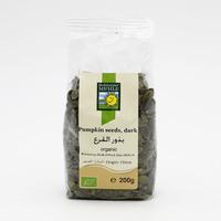 Bohlsener Muhle Organic Dark Pumpkin Seed 200 g