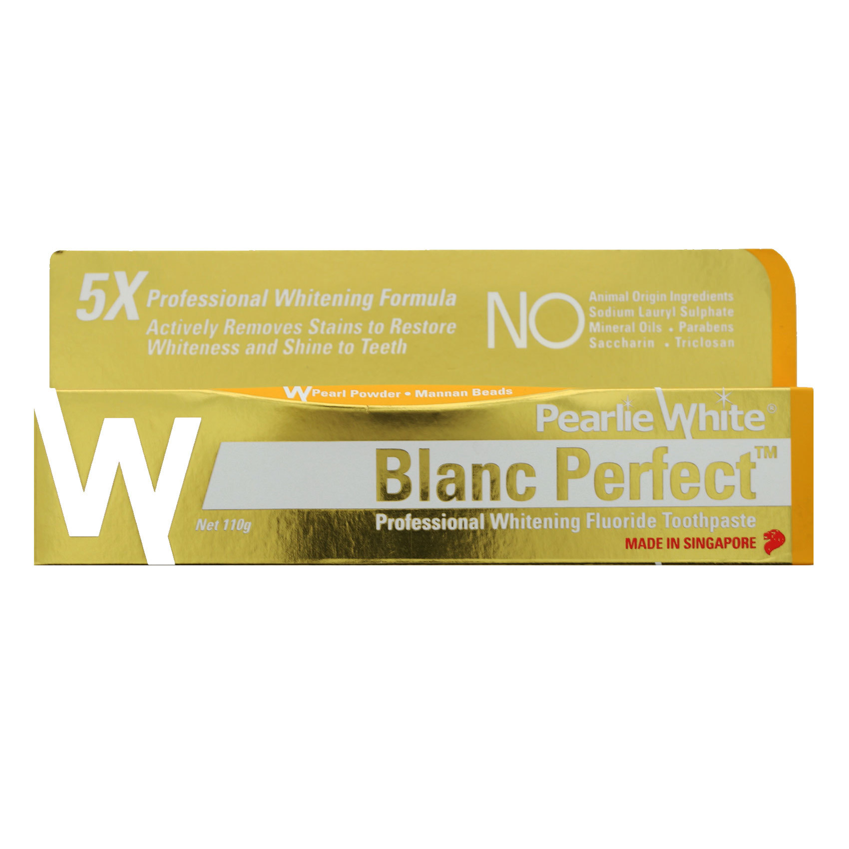 PEARLIE WHITE PROF.WTNG T.PASTE110G