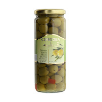 Cordoba Spanish Green Olives Stuffed with Pimiento 450g