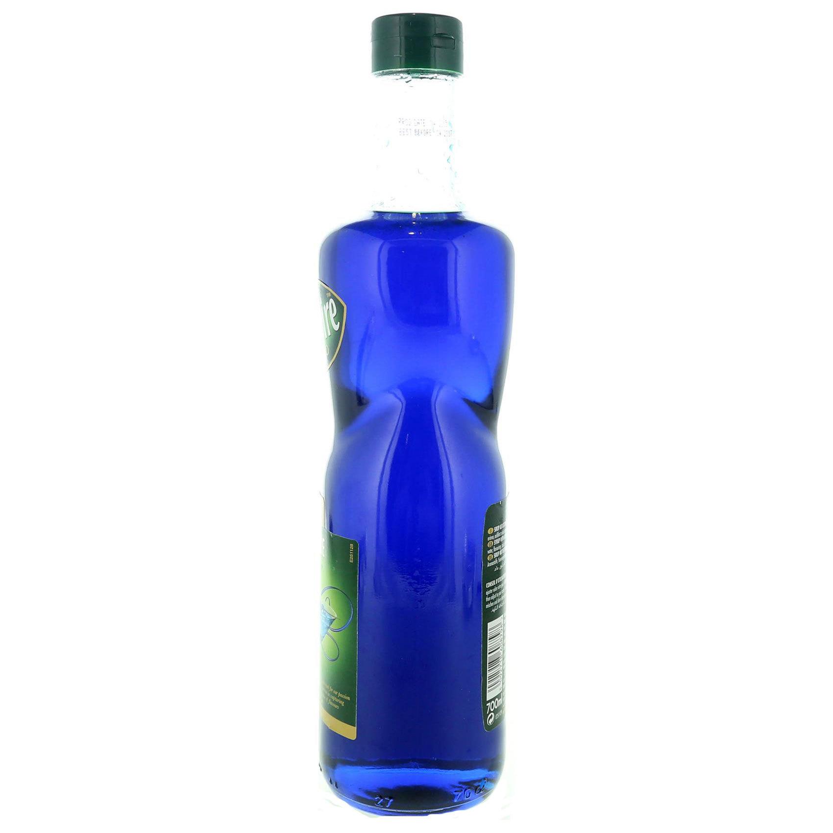 TEISSEIRE SYRUP BARMAN LA BLUE 70CL