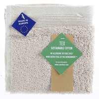 TEX Face Towel 30x30 Sand