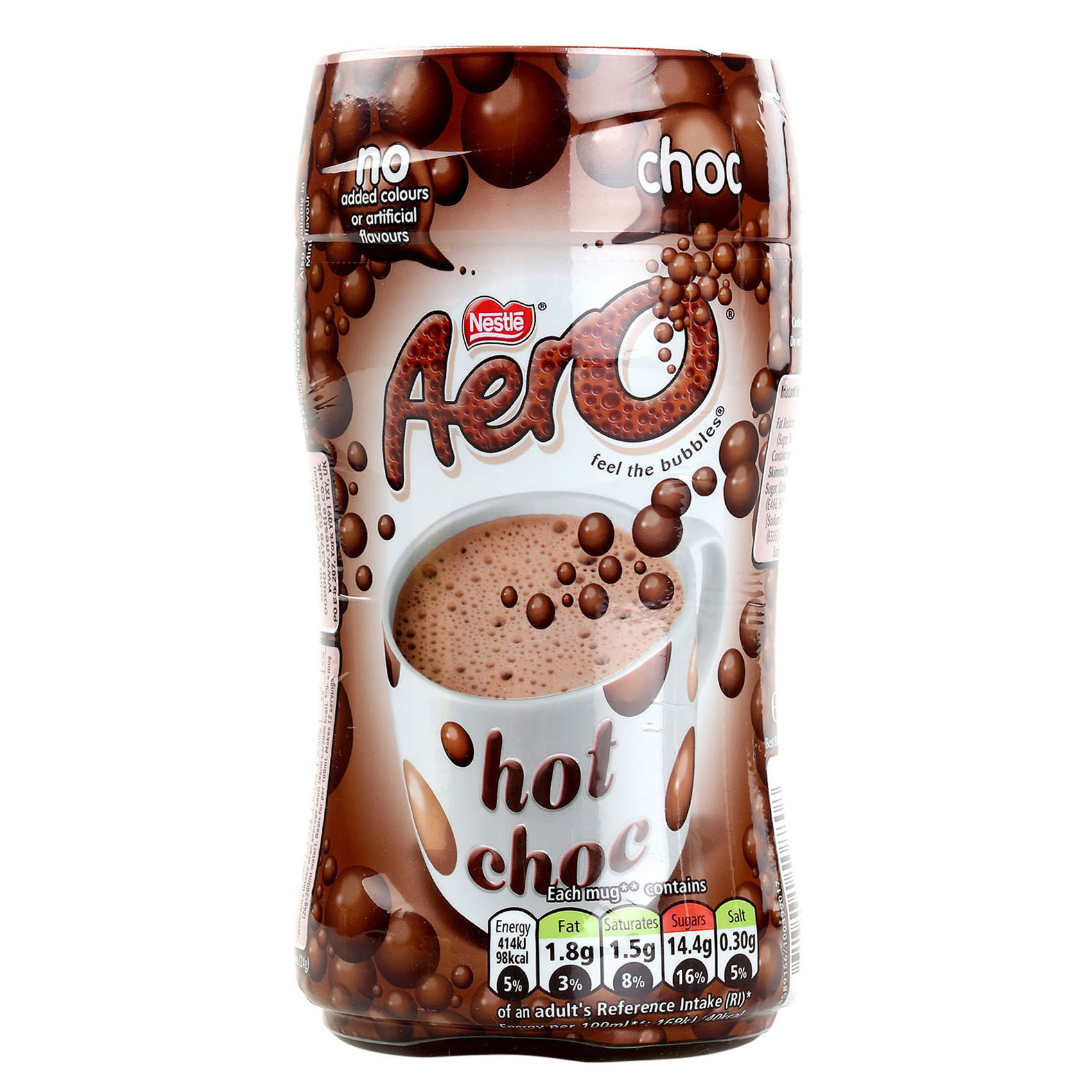 NESTLE AERO HOT CHOCOLATE DRINK.288