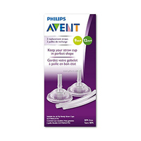 Philips Avent Replacement Straw 9Months+ And 12 Months+ 2 Pieces