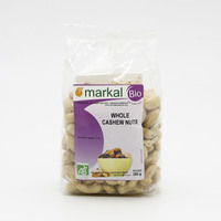 Markal Whole Cashew Nuts 250 g
