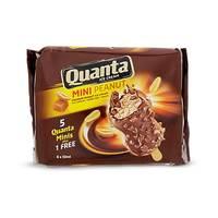 Quanta Ministicks Mini Peanut Ice Cream 6x50 ml
