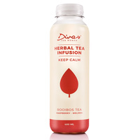 Diva'S Herbal Tea Infusion - Rooibos 400ml