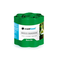 Cellfast Lawn Edging Green 0.1 Cm X  9 Meter