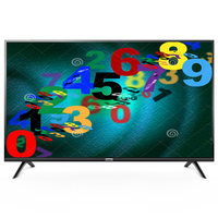 "TCL LED TV 40"" Smart LED40S6500FS"