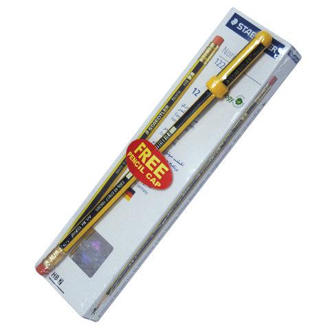 Staedtler-12-Noris-Pencil