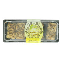 Modern Bakery Fresh Bite Baklawa Flower Arabic Sweet 250g