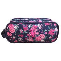 Janboots Pink Roses Pencil Case