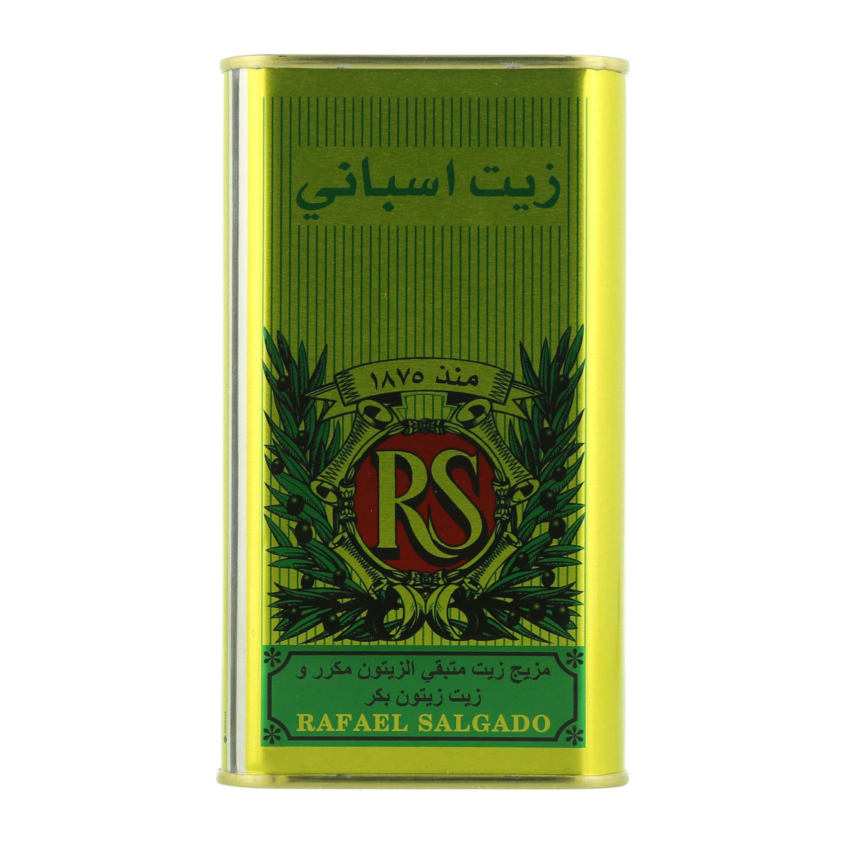 RS POMACE OLIVE OIL CAN 400ML
