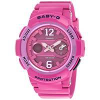 Casio Baby G Women's Analog/Digital Watch BGA-210-4B2