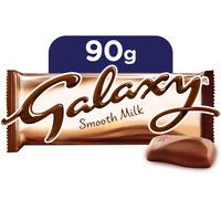 Galaxy® Smooth Milk Chocolate Bar 90g