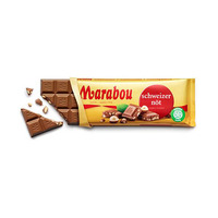 Marabou Swiss Nuts Chocolate 150GR