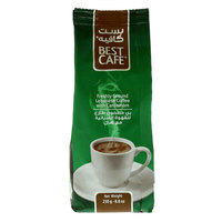 Best Cafe Freshly Ground Lebanese Coffee with Cardamom 250g