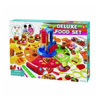Playgo Dough Deluxe Food Set