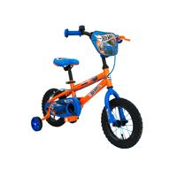 Spartan Hot Wheels Bicycle 12""