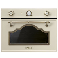 Smeg Built-In Microwave Oven SF4750MPO 45CM