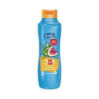 Suave Shampoo Kids 3In1 + Conditioner + Body Wash Watermelon 22.5 Oz