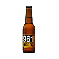 961 Beer Lager 33CL