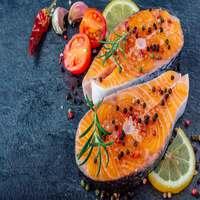 Chilled Salmon Steak 300g
