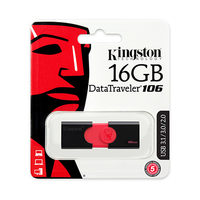 Kingston Data Traveler DT106 USB 3.0 16GB Flash Drive