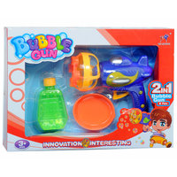 Kelexing Bubble Gun - Assorted