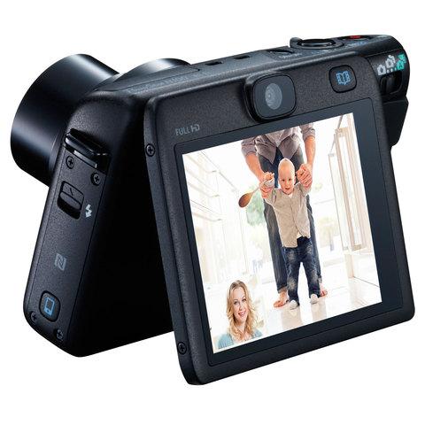 Canon-Camera-PowerShot-N100-Black