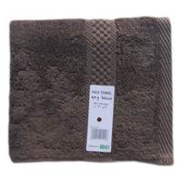 Tendance's Face Towel 30x30cm Chocolate