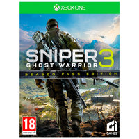 Microsoft Xbox One Sniper Ghost Warrior 3 Season Pass Edition