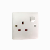 Siro Wall Socket 13Amp E426/13S