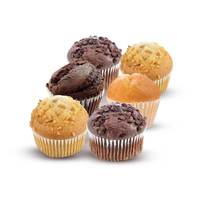 Assorted muffins 420 g x 6 pieces