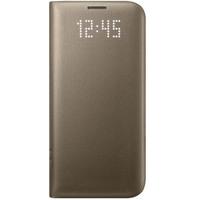Samsung Case S7 Edge LED Gold