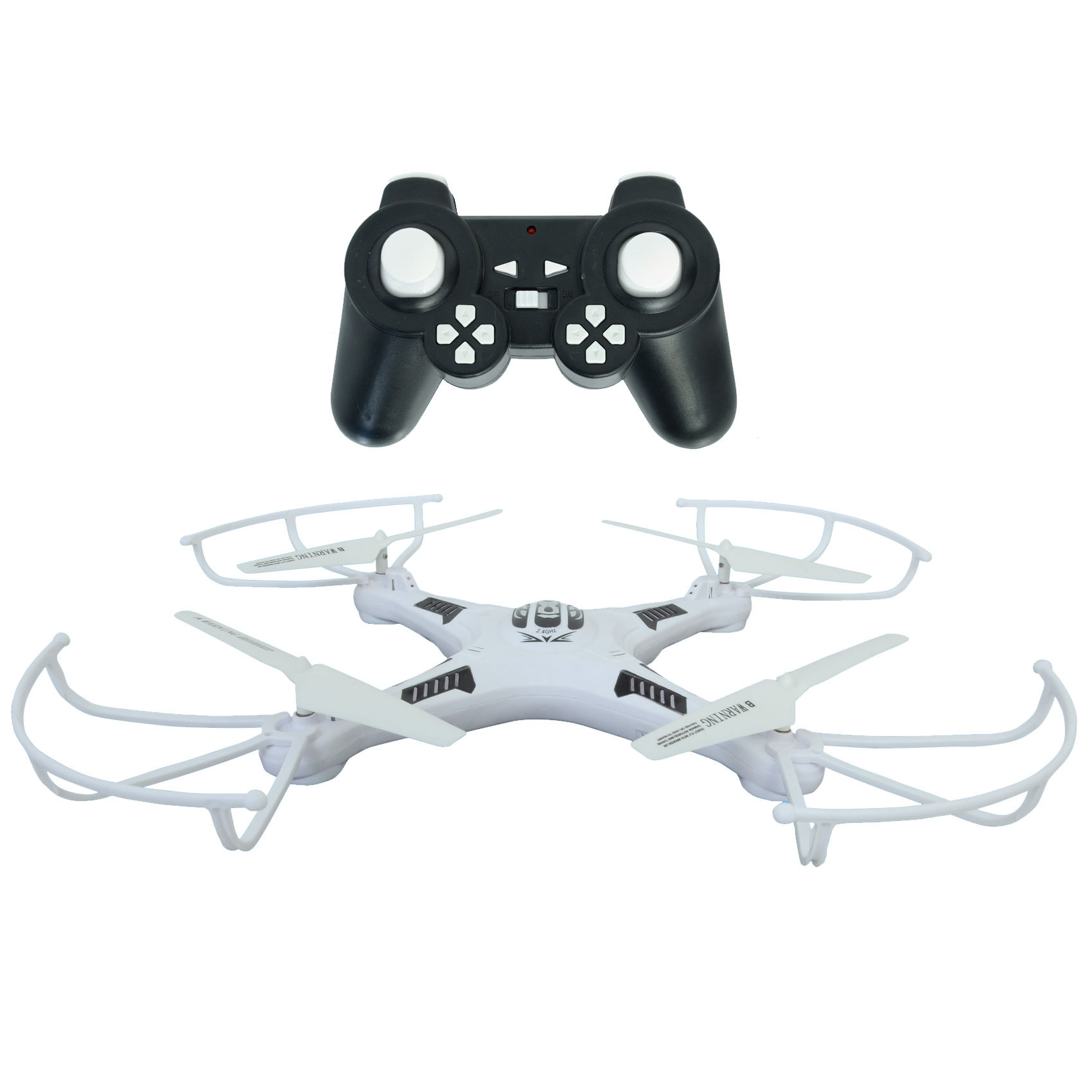 DRONE RC 4AXIS FLYING W USB