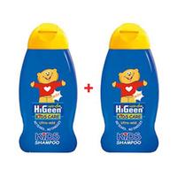 Higeen Kids Shampoo Mido 250ML 1+1 Free