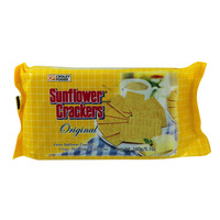 Croley Foods Sunflower Crackers Original 160g