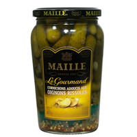 Maille Gherkins Roasted Onion 210g