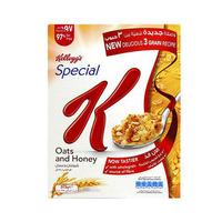 Kellogg's Special K Oat & Honey 375GR