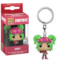 Funko Pop Keychain Fortnite S2 Zoey