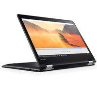 "Lenovo 2 in 1 Yoga 510 i5-6200 4GB RAM 1TB Hard Disk 2GB Graphics 14"" Black"