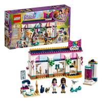 Lego Friends Andrea's Accessories Store Building Kit