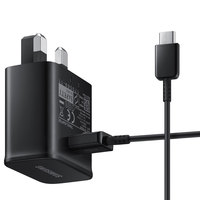 Samsung Charger Travel Adaptor Type-C Black